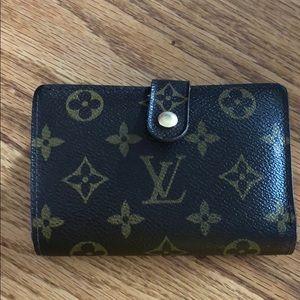 Vintage LV wallet!!